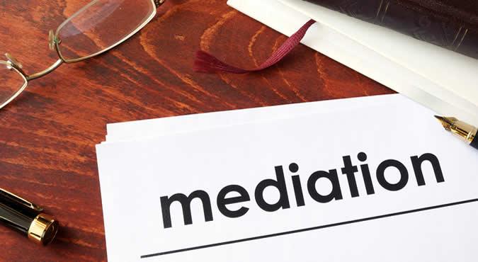 divorce mediation paper