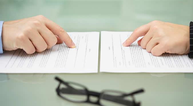 divorce settlement agreement form
