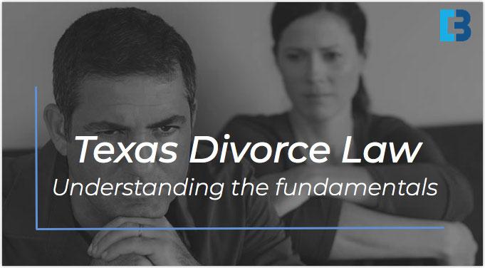 Texas Divorce Law