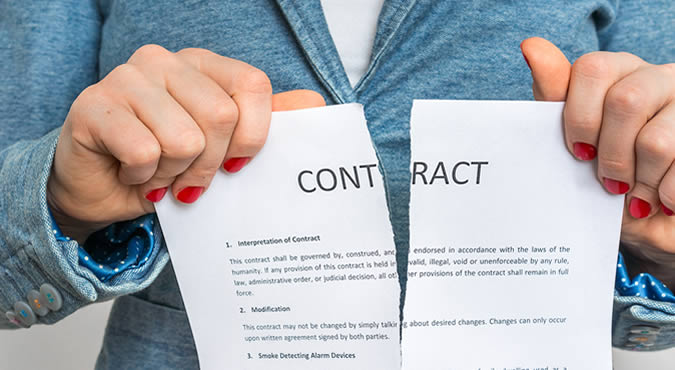 Breach Of Contract In Texas Understanding The Law