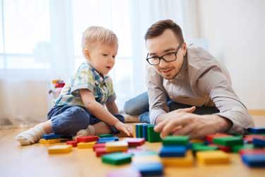 Texas child custody unmarried parents