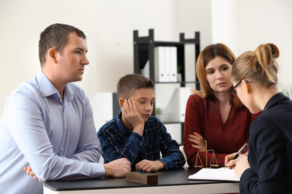 child custody decision