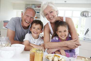 Adopting grandkids