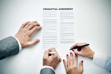 Prenuptial Agreement Texas