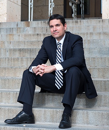 Austin Child Custody Attorney Ben Carrasco